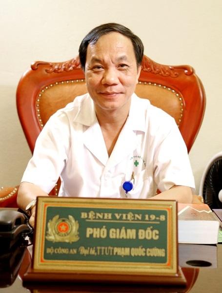 BSCKII,TTND Phạm Quốc Cường