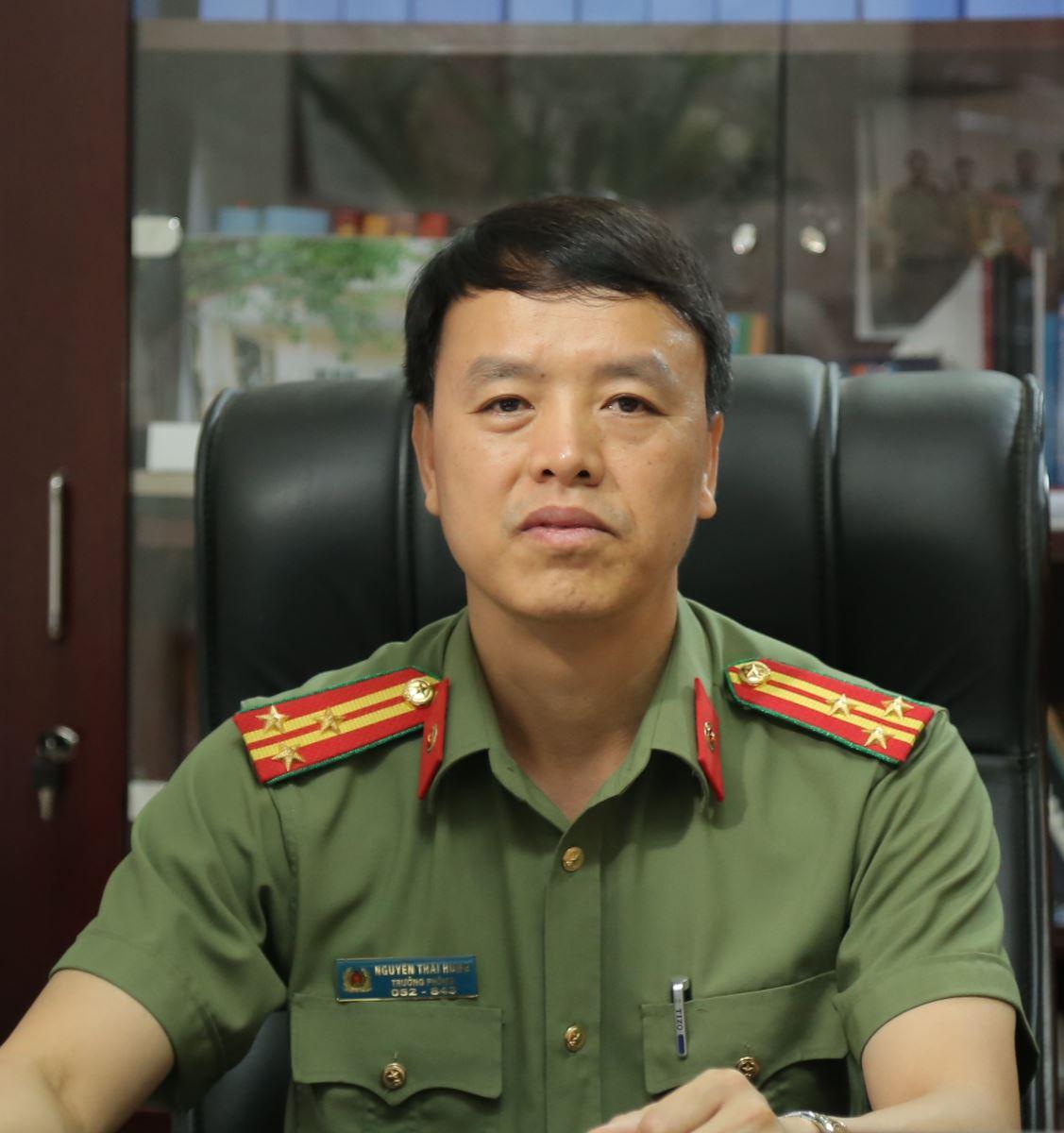 BSCKII,TTƯT Nguyễn Thái Hưng