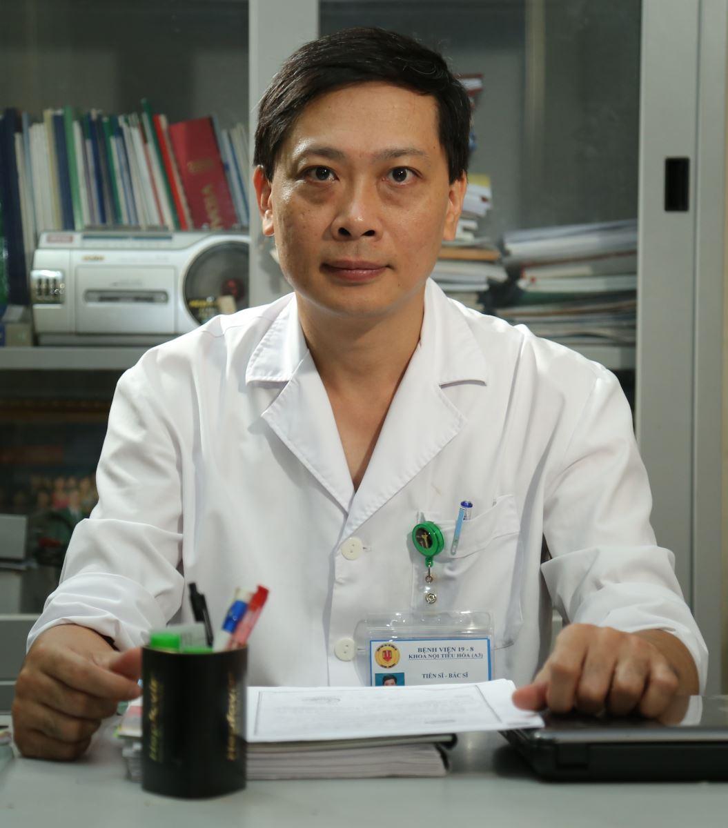 PGS-TS,BS Hoàng Thanh Tuyền