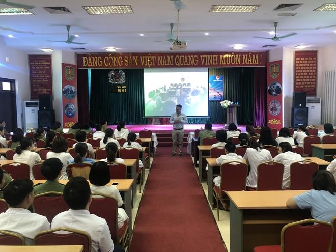 Bệnh viện 19-8 tổ chức tập huấn phòng chống xâm hại trẻ em